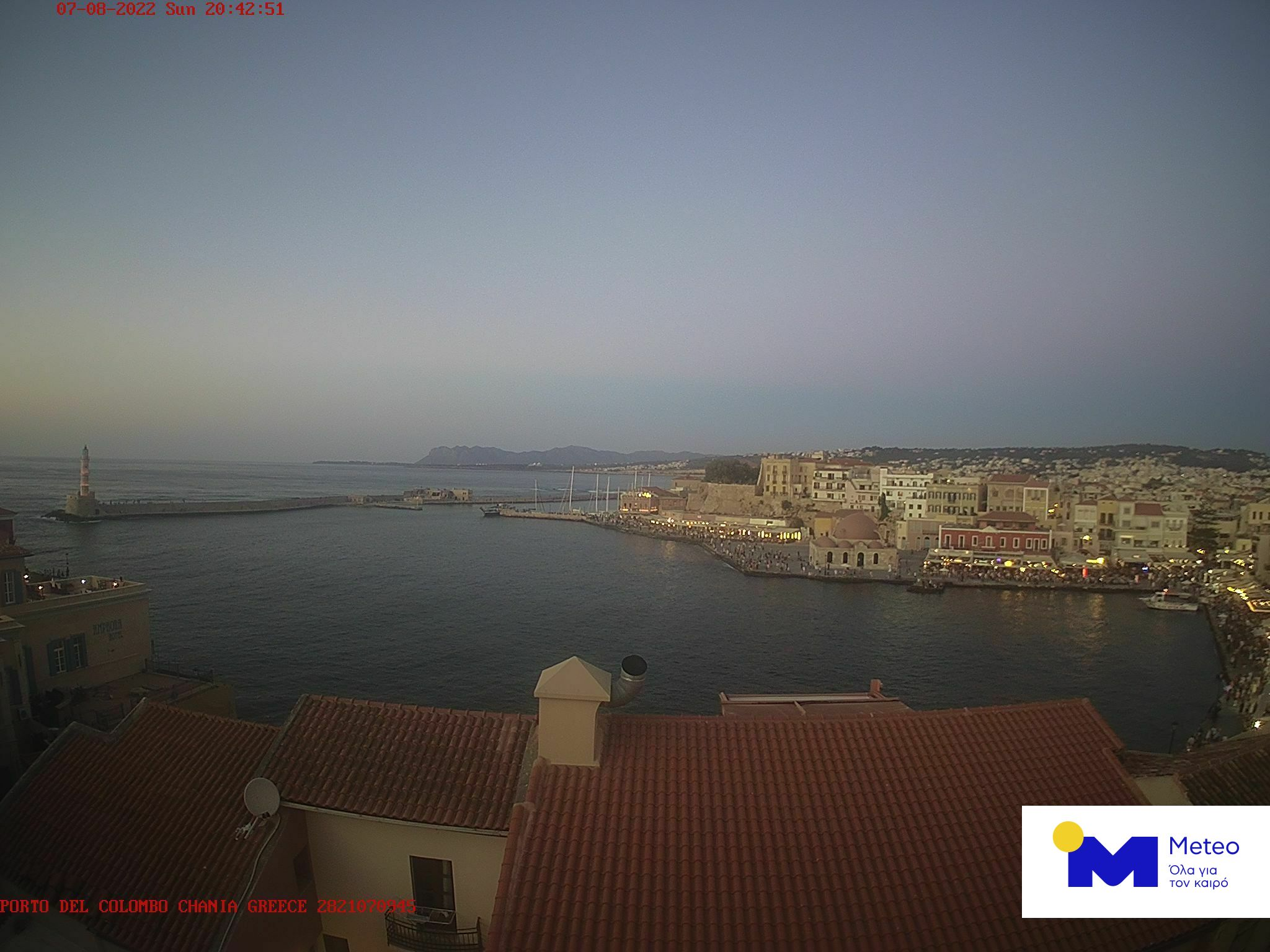 loading live image...Chania Old Port